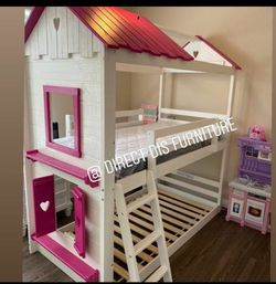 New Twin Bunk Bed With Mattress /29 Down for Sale in Houston,  TX