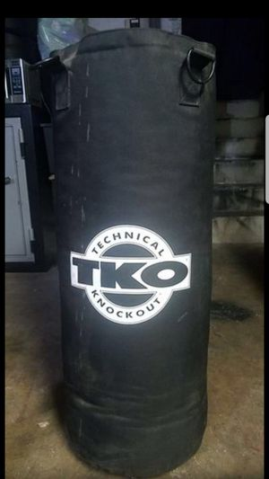 50lb TKO Technical Knockout Punching Bag for Sale in Quincy, MA
