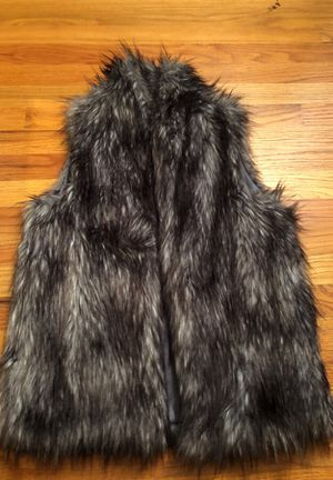 BCBGeneration Faux Fur Vest for Sale in Maryland Heights, MO
