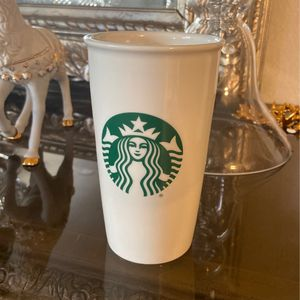 Starbucks Ceramic Cup for Sale in Rancho Cucamonga, CA