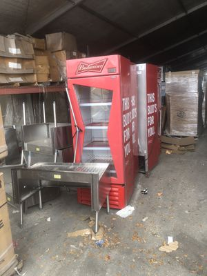 Budweiser and Bud light freezer for Sale in Miami, FL