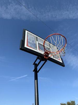 Lifetime basketball hoop for Sale in Buena Park, CA