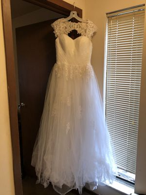 Wedding/cotillion dress for Sale in Columbus, OH
