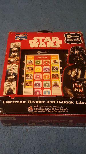 Star wars reader for Sale in Greenville, MS