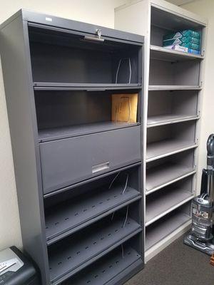 Chart racks / shelving, 3 - 7 shelf, 1 - 6 shelf for Sale in Fresno, CA