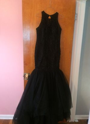 Black Prom or Homecoming dress for Sale in Valley View, OH