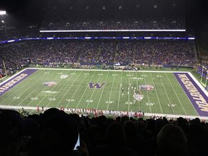 2 tickets UW - Oregon 10/19 for Sale in Seattle, WA