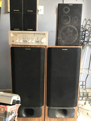 Pioneer Home Stereo System for Sale in Fresno, CA