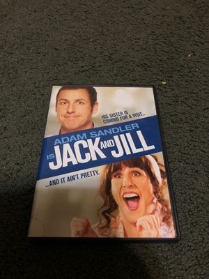 Jack and Jill DVD for Sale in Mesa, AZ