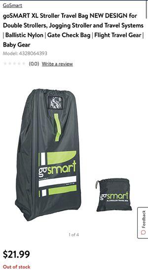 Travel stroller bag for Sale in Orange, CA