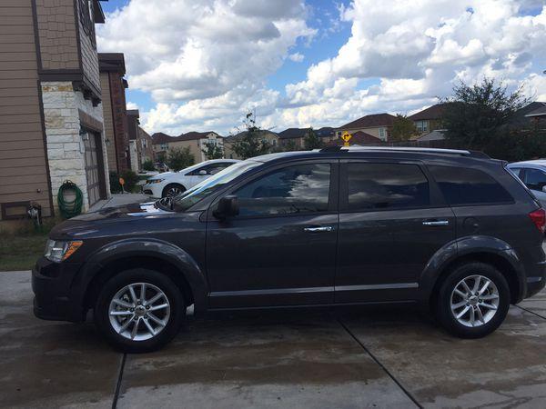 2016 Dodge Journey sxt 3row