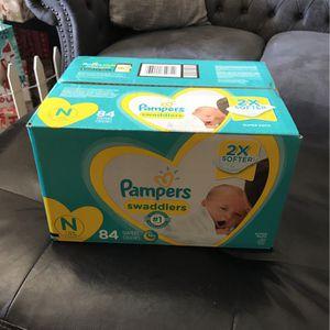 Diapers - Newborn for Sale in Chula Vista, CA