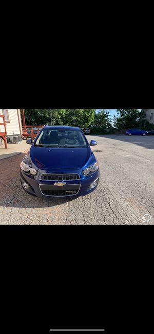 2013 Chevy Sonic LT-For Sale for Sale in Milwaukee, WI