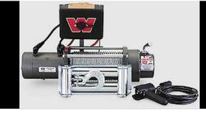 Warn xd9000 winch for Sale in Roy, WA