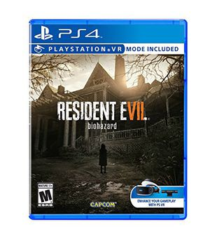 Resident evil VR ps4 for Sale in Milan, IL