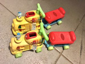 Sit To Stand Alphabet Train, Ride On Train, Baby Walker for Sale in Murrieta, CA