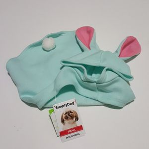 NWT Simply Dog Small Dog Bunny Rabbit Apparel for Sale for sale  Hartford, CT