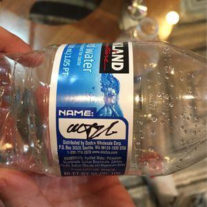 Micheal Jordan's Water Bottle for Sale in Manalapan Township, NJ