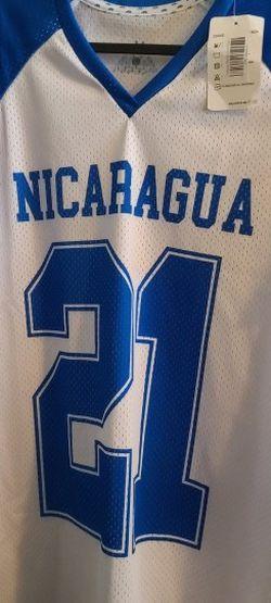 Biyu Nicaragua jersey camisa de baseball for Sale in Fontana,  CA