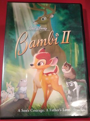 Disney's Bambi II (DVD) for Sale in Lewisville, TX