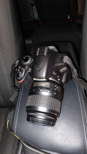 Nikon d3200 digital camera for Sale in San Diego, CA