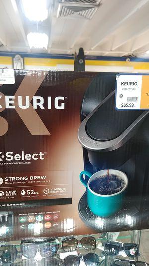 KEURIG K-SELECT COFFEE MAKER for Sale in West Palm Beach, FL