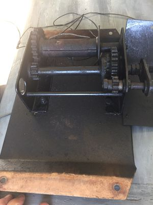 Rear winch for pop up camper for Sale in Lynchburg, VA