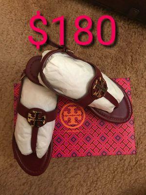 NEW!!! Tori Burch shoes, sandals for Sale in North Miami Beach, FL