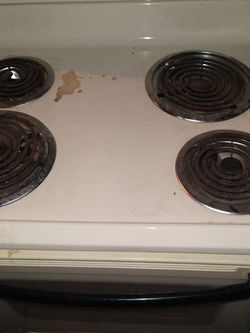 Good Working Used Stove Is All That's Left for Sale in Lexington,  KY