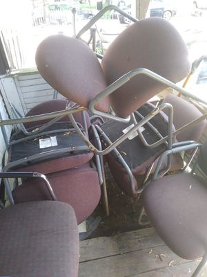 Office chairs 15 in total for Sale in Detroit, MI
