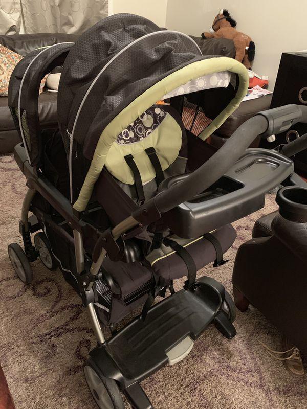 Graco Ready2Grow Double Stroller