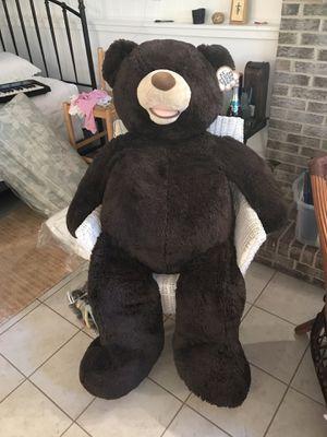 "53"" Giant plush teddy bear for Sale in Sterling, VA"