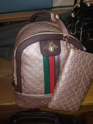 Gucci| Ophidia Small Backpack w/Wallet for Sale in Atlanta, GA