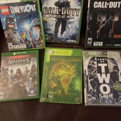 Xbox 360 Games for Sale in Chicago,  IL