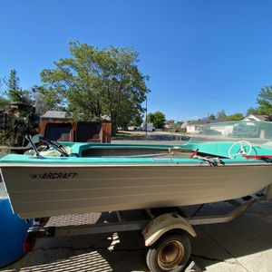 Boat For Sale Or Trade For A Kayak!! for Sale in West Jordan, UT
