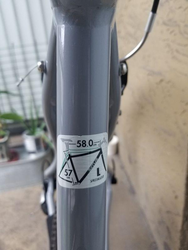 Specialized Sirrus EN14764 Hybrid Road Bike