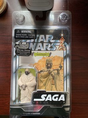 Star Wars The Saga Collection (Sand People) for Sale in Fort Worth, TX