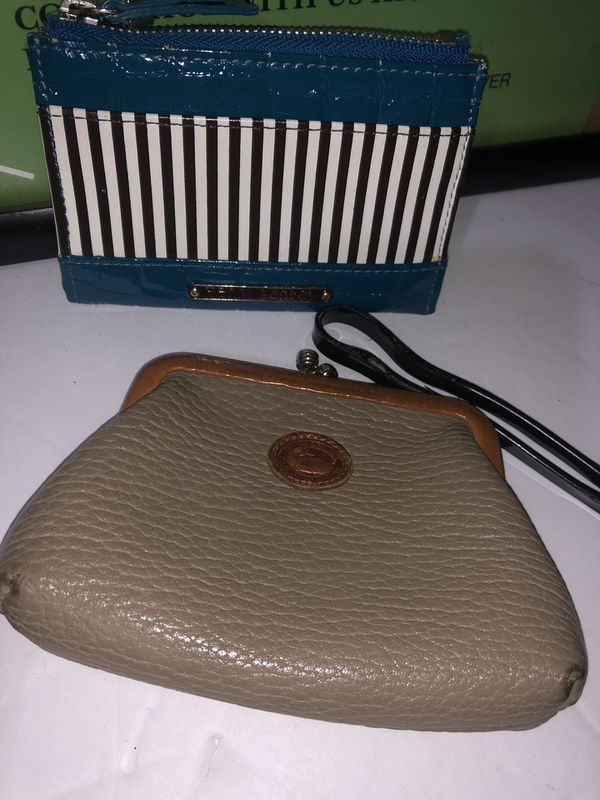 Lots of coin purses and wallets Kate spade ♠️, coach , Henri bendel and Dooney and bourke