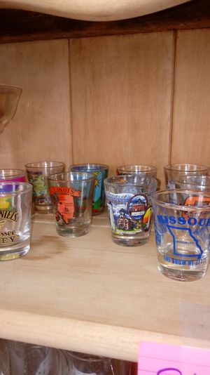 Shot Glass collection for Sale in Browns Mills, NJ
