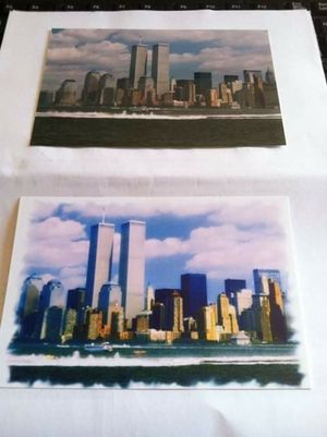 Twin Tower Skyline NYC for Sale in Hopewell Junction, NY