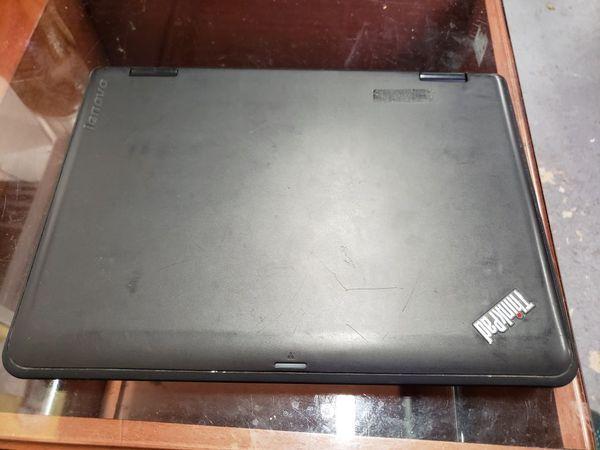 """Lot of 10 """"AS IS"""" Lenovo Yoga 11E CHROMEBOOKS 2-In-1 Touchscreen Black Tablet Laptop"""