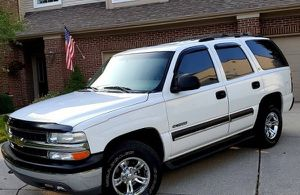 shifts perfect. 4x4 works excellent SUV CHEVY TAHOE 03 NO accidents for Sale in West Valley City, UT