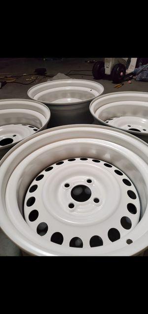 Steelies wheels for Sale in Lynnwood, WA