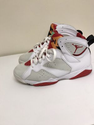 "Jordan retro 7 ""Hare"" for Sale in Riverdale Park, MD"