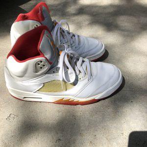 Nike Air Jordan Retro Sunset 5 for Sale in Littleton, CO