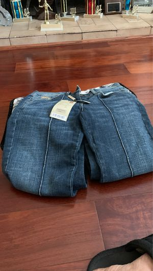 Burberry Jean size 27 ( fitted). New with tag for Sale in San Diego, CA