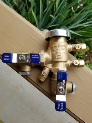 """3/4"""" Blue Heron Lead Free PVB Irrigation Backflow Prevention Device for Sprinkler Systems for Sale in Thornton, CO"""