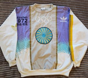 Adidas Vintage 1972 Olympic Sweatshirt for Sale in Los Angeles, CA