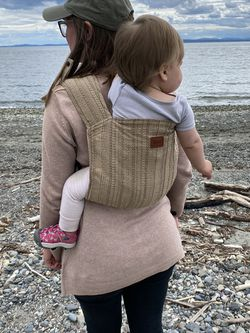 Happy Baby Carrier ONBUHIMO - Rare, Discontinued Breccia Loom Edition for Sale in Wenatchee,  WA