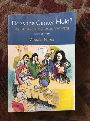 Does the Center Hold (5th Ed) (Donald Palmer) for Sale in Lexington, KY